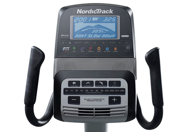 nordictrack commercial VR23 Recumbent Bike Review