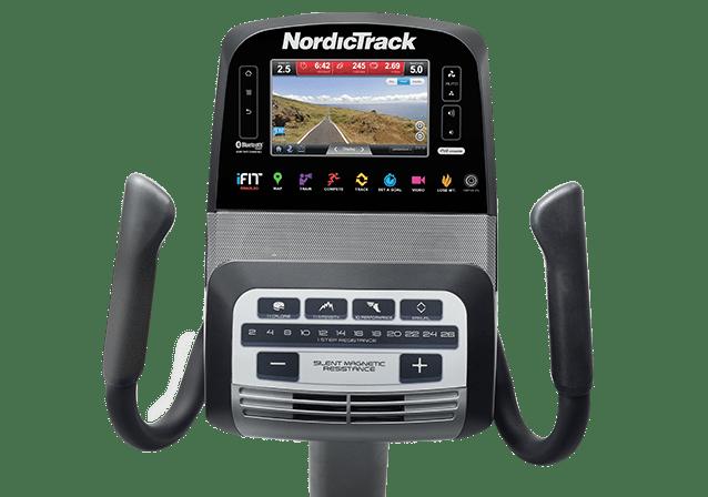 nordictrack vr23 vs vr25 recumbent bike comparison