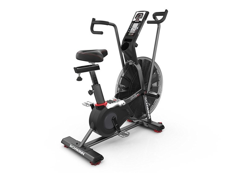 schwinn airdyne vs sole sb800 bike