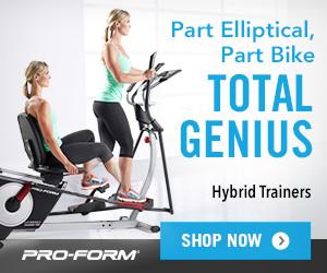 proform hybrid trainer bikes