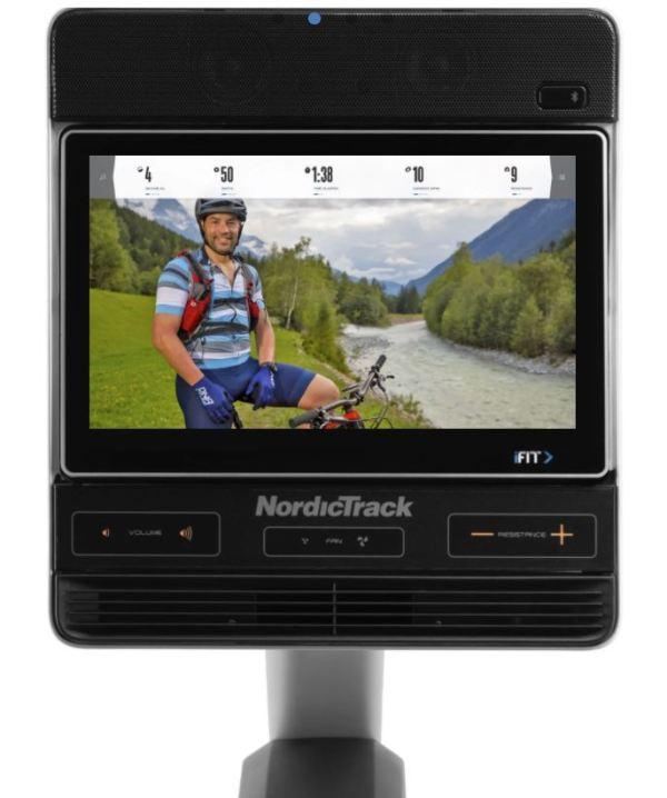 nordictrack r35 vs vr25 bike comparison