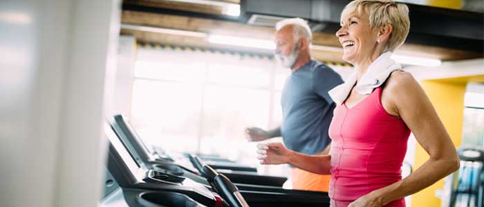 How to get fit at 50 - Exercise.co.uk