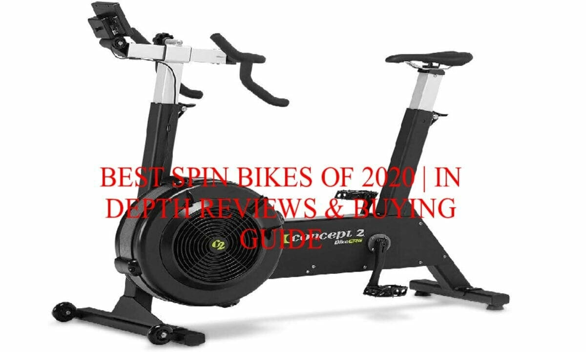 Best Spin Bikes of 2020 | In depth reviews & guideline