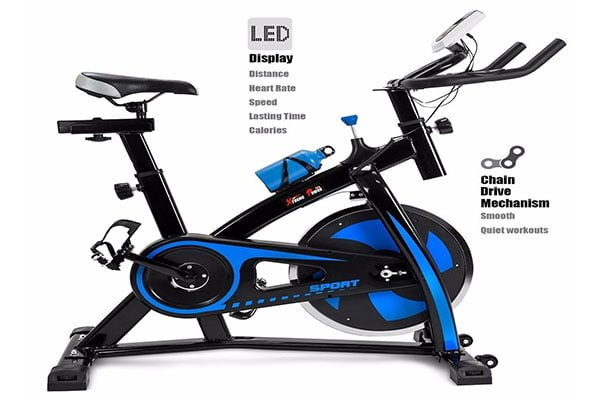 Eight24hours Modern Bicycle Cycling Fitness Gym Exercise Workout Indoor