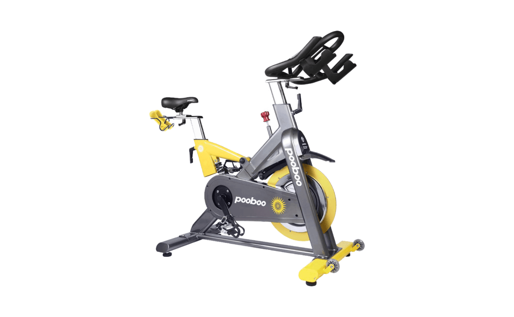 L-NOW-Indoor-Cycling-Bike-Exercise-Bike-Magnetic-Resistance-Stationary-Bike-Commercial-Standard
