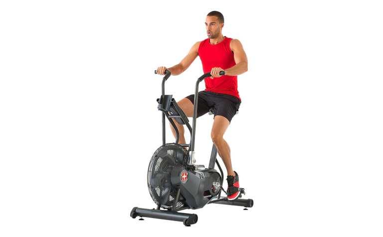 9.Schwinn-AD6-Airdyne-Upright-Exercise-Bike