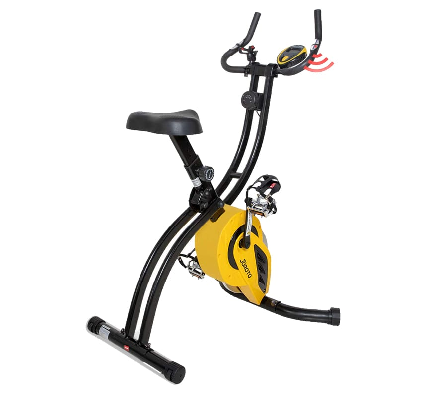 Joroto SP03 Folding upright exercise bike