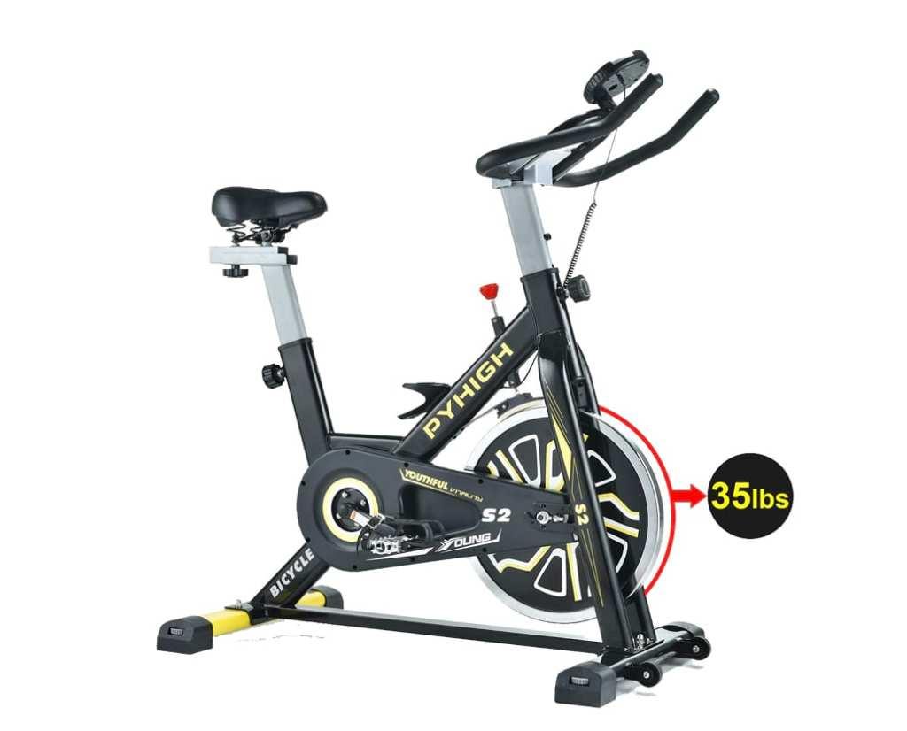 Pyhigh indoor cycling bike reviews