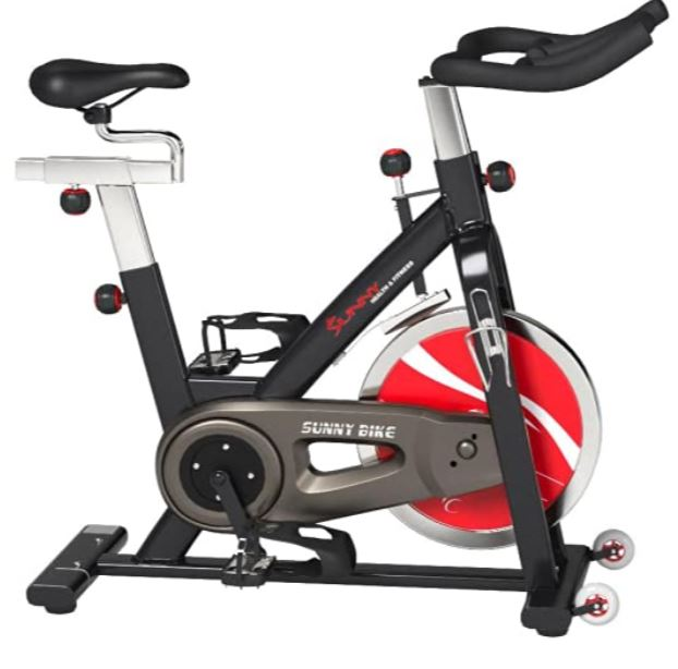 Sunny Health & Fitness SF B1002 indoor cycling stationary bike