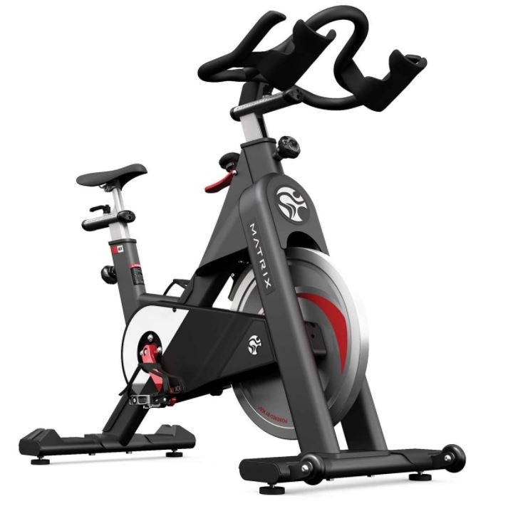 Matrix Livestrong Spin Bike Review