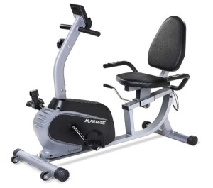 MaxKare Recumbent Bike