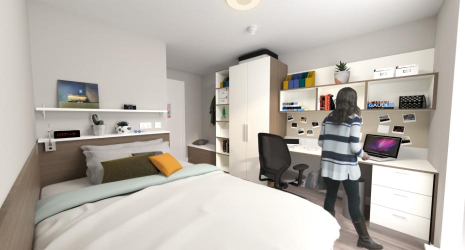 New Residences For 2020 Accommodation University Of Exeter