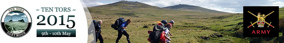 Image from Ten Tors website