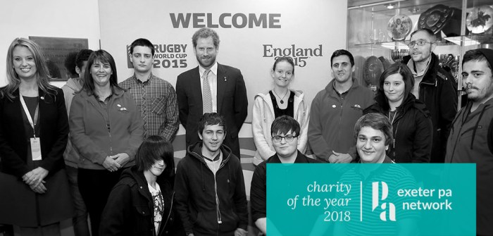 beep-exeter-pa-network-charity-of-the-year-2018