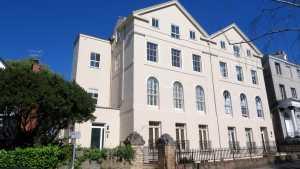 Clifton Court facade, Self Catering Exeter