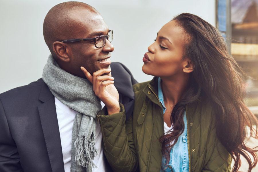 black singles dating app