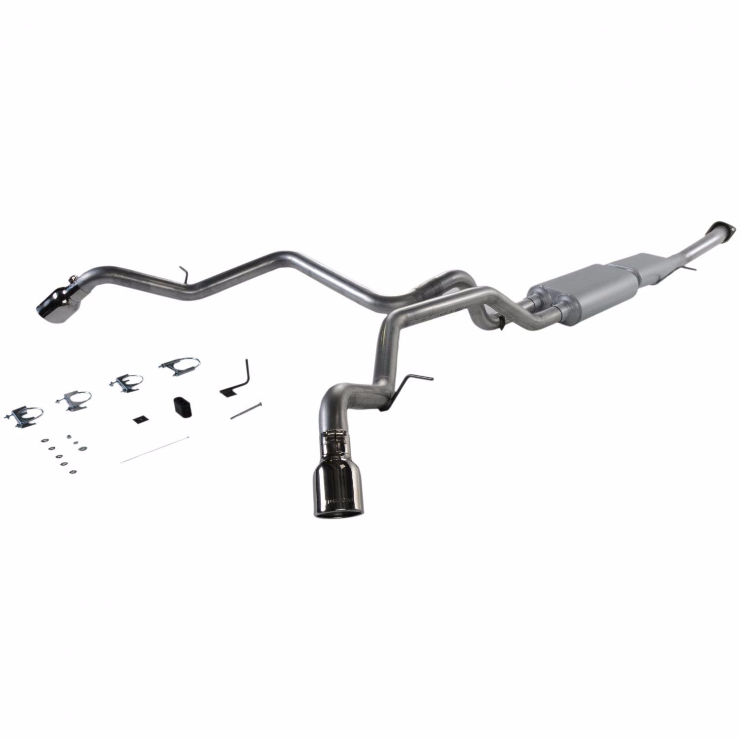 Flowmaster 817342 American Thunder Series Cat Back Exhaust