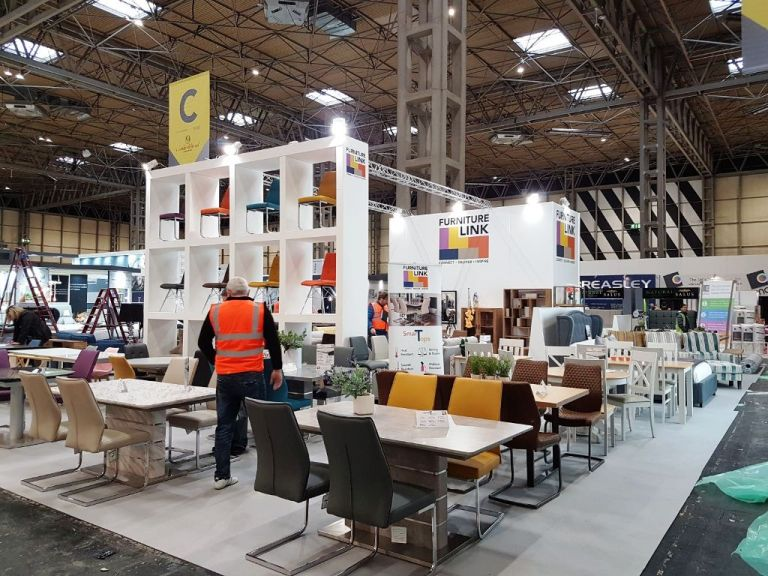January Furniture Show 2018 At The NEC Exhibit 3Sixty
