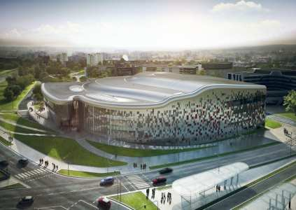 ICE Krakow Congress Centre hosts four-day inaugural event for its opening in October 2014.