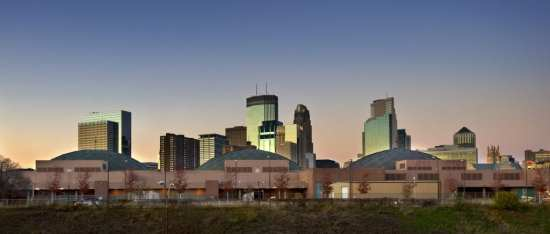 Minneapolis Convention Center earned a revenue of $16.6 million in 2014.