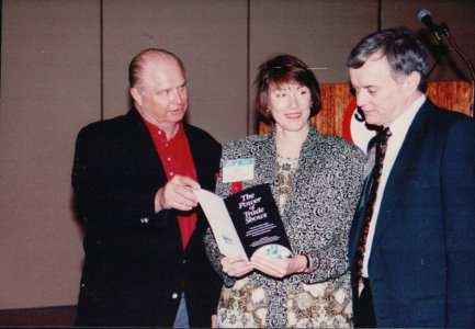 EDPA past presidents Bureau Report with E. Jane Lorimer,  Dan Hartwig, Bruce Deckel