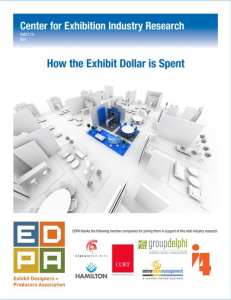 ECN 122014_NTL_CEIR analyzes exhibitors direct spending habits