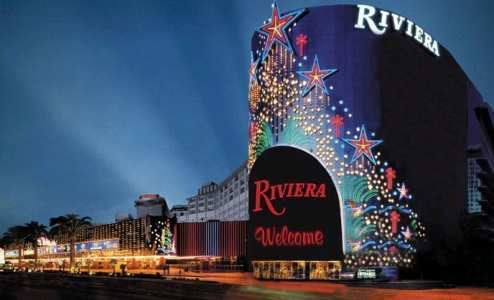 Riviera Hotel & Casino celebrates 60 years in 2015.