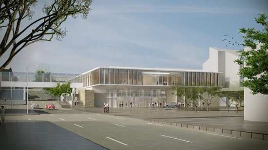 Monterey Conference Center to undergo $45M renovation by 2017.