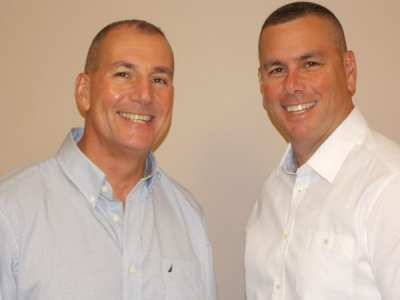 Eagle Management Group Founders Joe and Steve Matranga.