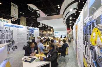 Photo credit: Gary Michael Prochorchik - www.exposuresltd.com CEES SMIT used printed Blockout Textiles that resembled aluminum.