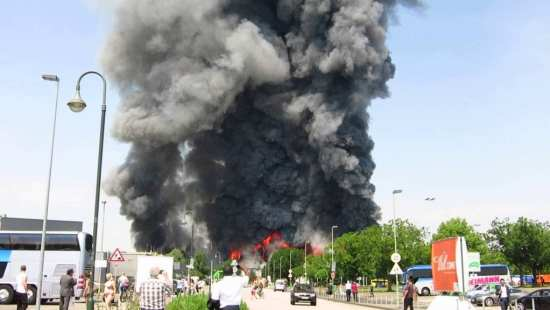 Dusseldorf arson 2 PHOTO CREDIT- Jack Yamada