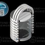 Urna Stone Memories STM3 Diario Virtuale