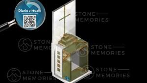 Urna Stone Memories STM7 Diario Virtuale