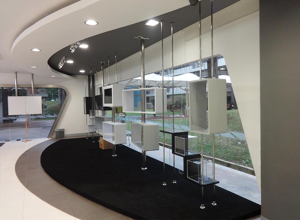 Retail  Office  Bideas Exhibitions Design  Construction