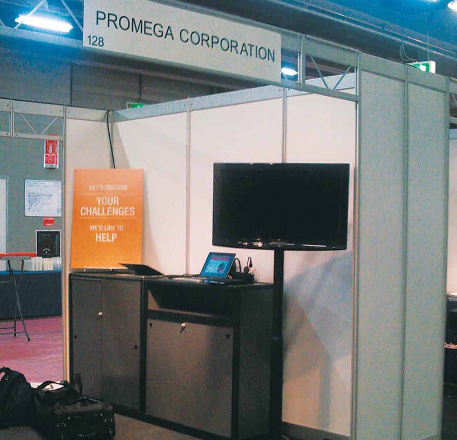 Promega's Strategy of Conversation - EXHIBITOR magazine