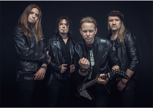 "ECLIPSE: ""Viva La Victoria"" OUT NOW – European Tour Dates. New Studio Album, ""Paradigm"", Due 11th October 2019"