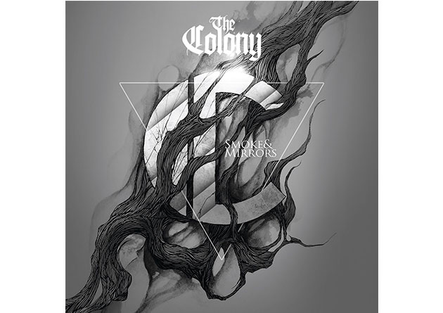 "The Colony: ""Smoke And Mirrors"" – Killer melodic metal band from UK – Indipendent Release 28 September 2019"