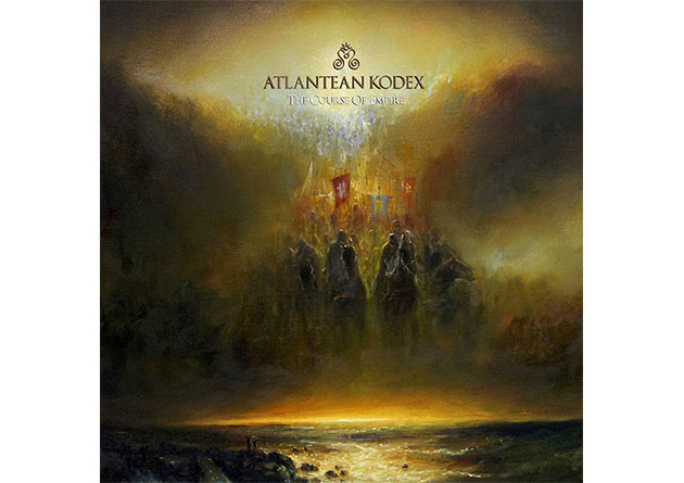 "ATLANTEAN KODEX: ""The Course Of Empire"" – Ván Records – OUT NOW"