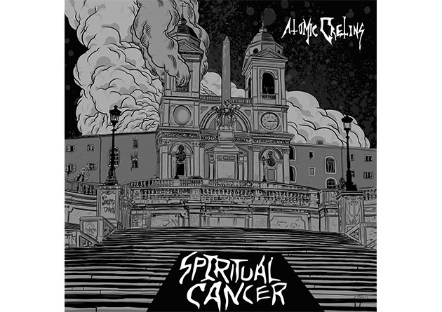 "Atomic Cretins: ""Spiritual Cancer"" – Suicide Bong Tapes  26 October 2019"