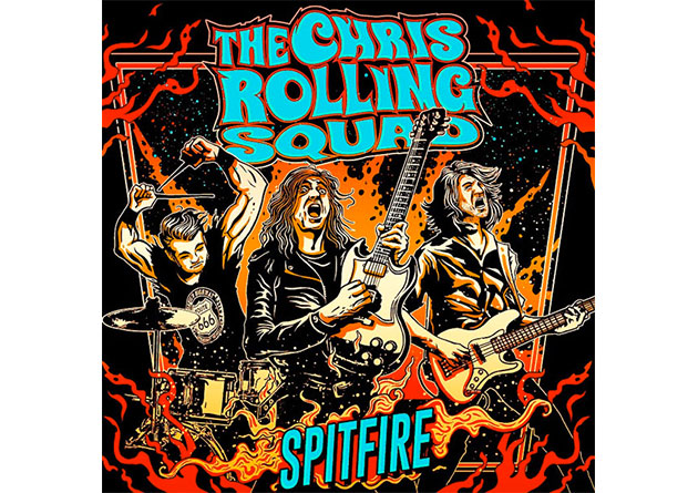 Nuovo video per i francesi The Chris Rolling Squad!