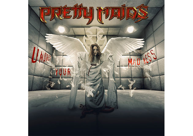"Pretty Maids' ""Undress Your Madness"" is out Nov. 8th!  Watch the 'Serpentine' video now"