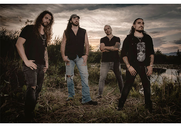 "EDGE OF FOREVER to release ""NATIVE SOUL"" – OUT December 6, 2019 on Frontiers Music srl. Watch the Video!"