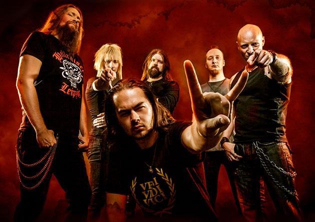 """METAL DE FACTO: """"Imperium Romanum"""" – ROCKSHOTS Records  22 November 2019"""
