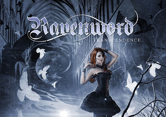 RAVENWORD: the one-time studio album 'TRANSCENDENCE' on Rockshots Records