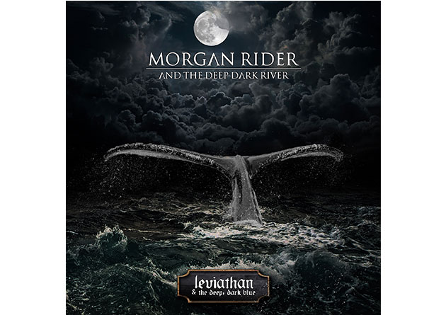 "MORGAN RIDER & THE DEEP DARK RIVER Premiere ""Ignite The Tempests"" Music Video via Decibel Mag"