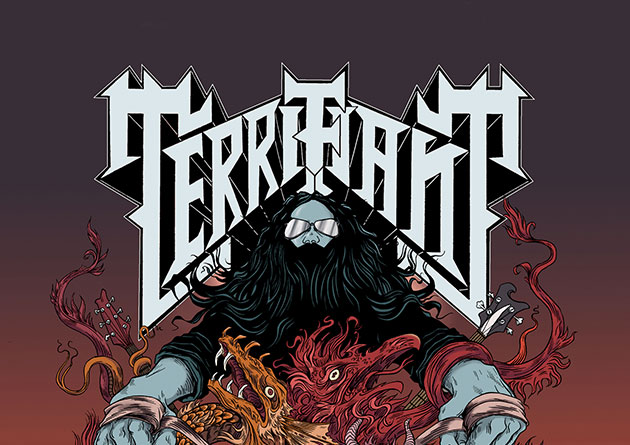 "Debut album from Belgian throwback metal miscreants TERRIFIANT: ""Terrifiant"" – Gates Of Hell Records"
