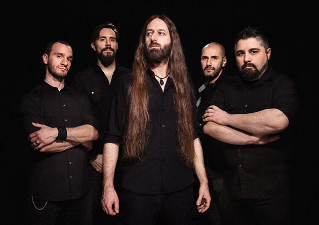 """TETHRA: la death-doom metal band italiana lancia il video del nuovo singolo """"A Light Year Breath"""" featuring Gogo Melone"""