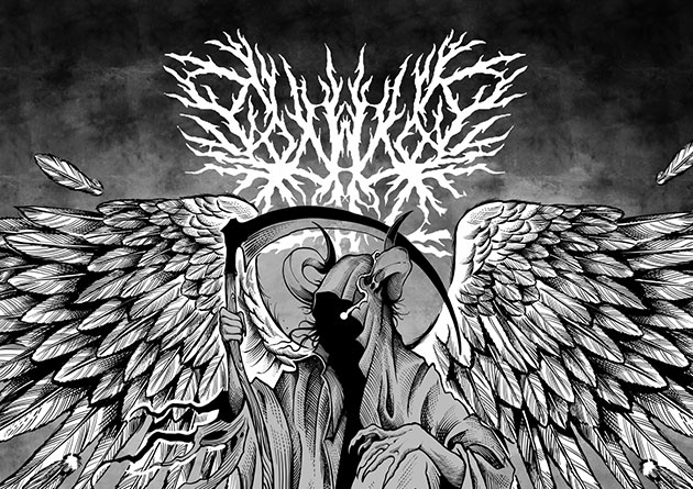 "Gaylord: ""Wings Of The Joyful"" – Confrontational black metal via Blackened Death Records"