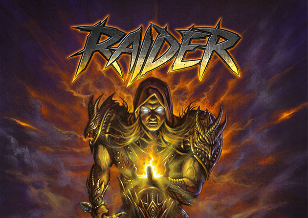 "RAIDER Premiere Music Video 'Bound By No Fate' Off Upcoming Album ""Guardian of The Fire"""