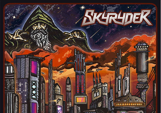 "SKYRYDER: ""Vol.2"" (MCD/MLP) – High Roller Records (Release date: 27.03.2020)"